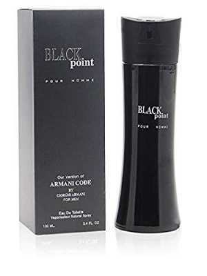 Black Point Perfume for Men, EDT-3.4 oz by Secret Plus