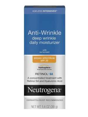 Neutrogena Ageless Intensives Anti Wrinkle Cream