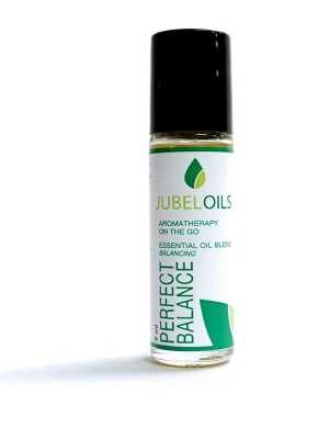 Jubel Oils Perfect Balance Roll On Aromatherapy